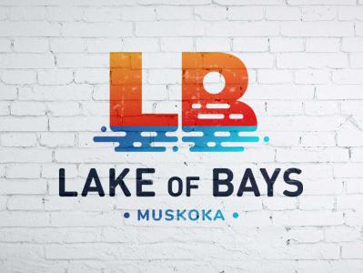 Township Branding for Lake of Bays brand identity design logo design logotype logo logodesign branding design brand identity