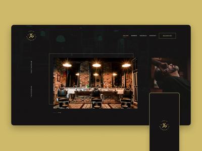 "Redesign Concept for Barbershop ""Jocic"""