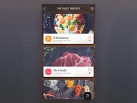 Food - ios application