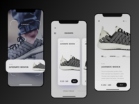 AR - Concept app (sneakers)