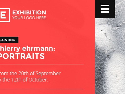Exhibition Template