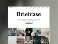 Briefcase attachment