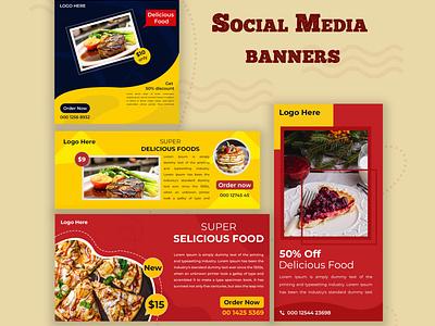 Social media banner background removal graphic design branding brochure design business card design poster design creative design template design adobe illustrator adobe photoshop