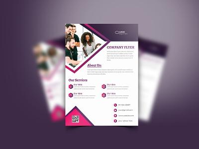 A4 Size Flyer resturant-flyer design business card design flyer design graphic design creative design brochure design branding adobe photoshop adobe illustrator