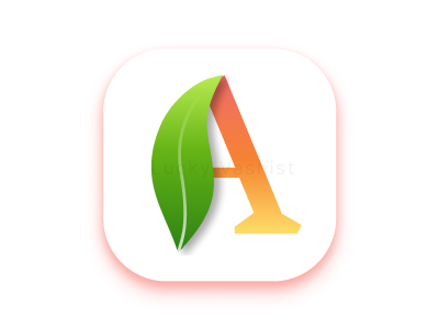 Ayurveda Logo logo illustration design icon branding ayurvedaicon ayurvedabranding aayurveda aatmikayurveda aatmik