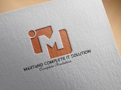 Unique Minimalist Logo Design boutique logo design branding typography animation logo flat animation design 3d icon