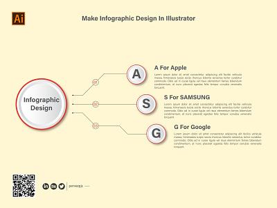 Infographic Design  In Illustrator BY PERVEz vector illustration social media design photo editing 3d design ui ux designer logo designer illustration graphic designer pervezjoarder pervezpjs infographic design