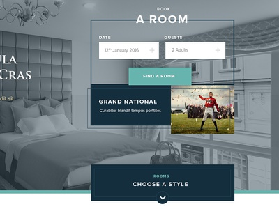 Apartment Header apartment holiday form book booking filter