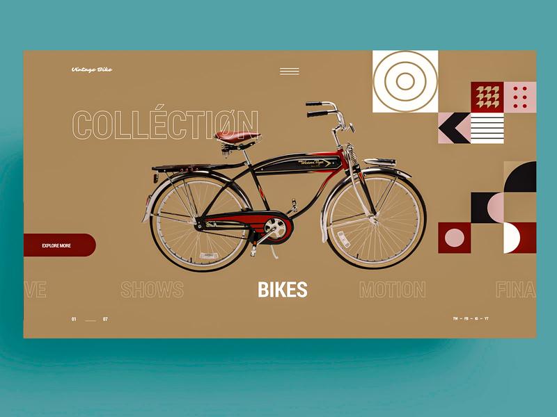 BIKE - BICYCLE - WEBSITE