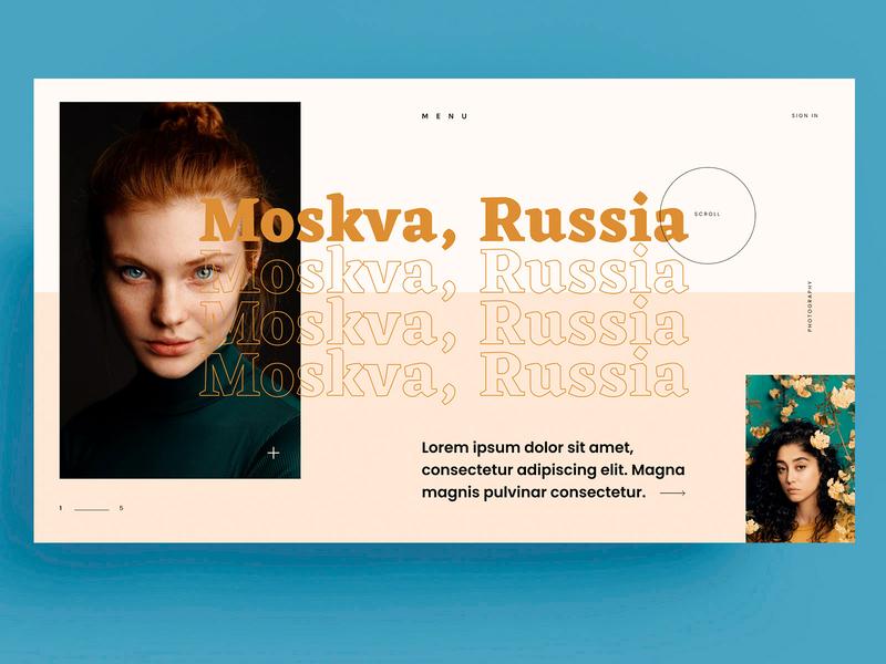 WEBDESIGN - MOSKVA - RUSSIA
