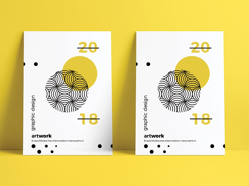 Print #1 print graphic design branding abstract minimal geometric geometry layout flyer poster