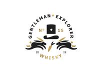 gentleman explorer - whisky