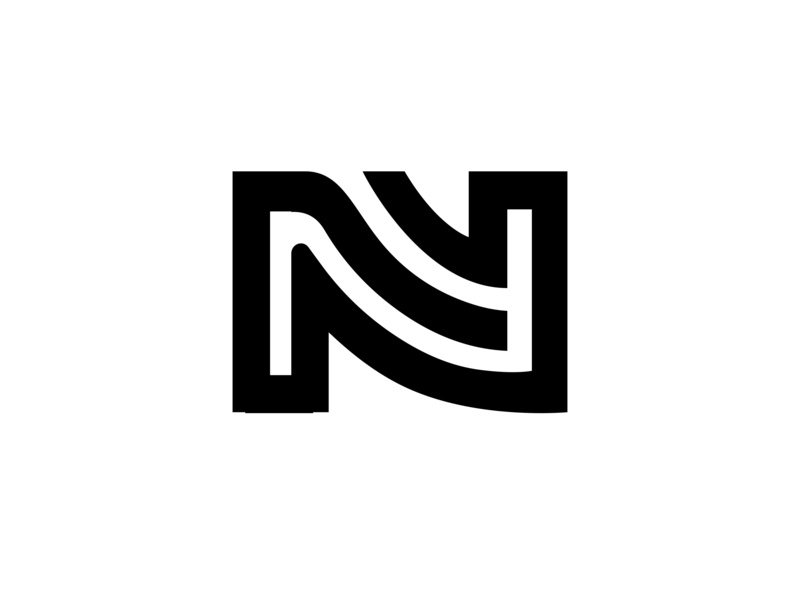 N calligraphy logotype mark typography branding graphic letter line black lettering monogram n design animal identity icon marks illustration symbol logo