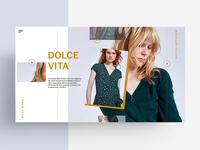 DOLCE VITA -WEB