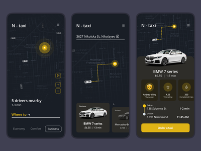 Taxi call app app design mobile ui mobile app design user interface design uidesign app design ux ui