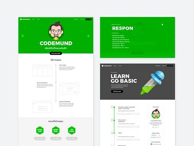 Codemund Online Coding Class learning app education website coding learning platform