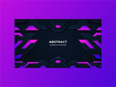 Abstract Background Design Template decoration collection