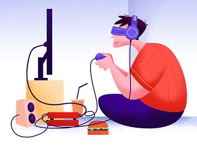 Addiction Disorder app activity disorder addiction drawing character sketch icon art illustration