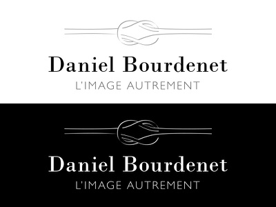 Logo Daniel Bourdennet logo design