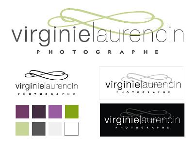 Virginie Laurencin logo design