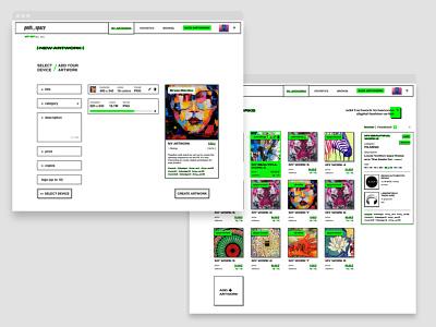 posh_space design ui design interface uidesign ux ui