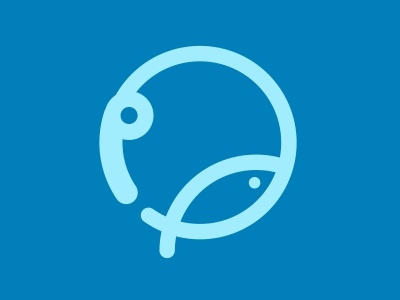 Fishing Rod Logo