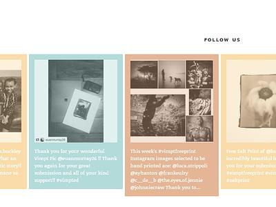 Vimpt Instagram Cards Slider responsive slider api ui live feed cards instagram