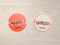 Skatefutura Stickers