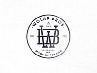 Wolak Bros Sign