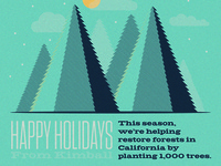 Kimball Holiday Card