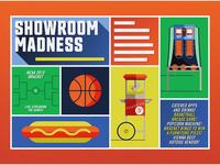 Showroom Madness Invitation