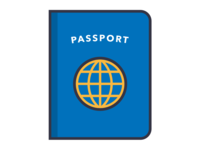 Passport Illustration