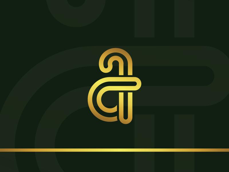 A letter logo Tempplate app letter mark letter logo a letter a flat minimal logo design illustration icon branding vector logo illustrator design