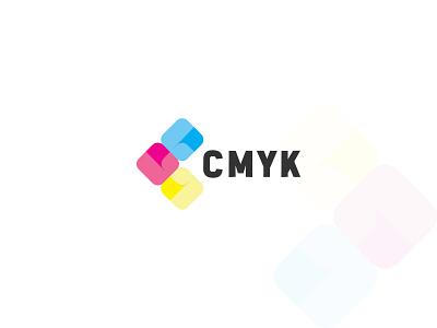 CMYK logo for print media cmyk logo vector rgb cmyk print media print print media logo print logo design icon branding logo