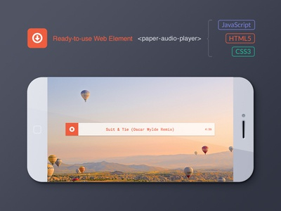 Paper Audio Player