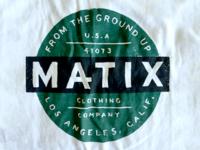 "Matix ""Trade"" Tee"