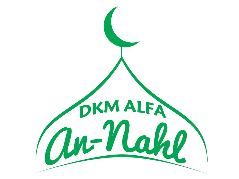 DKM Alfa An-Nahl Logo #2D Design vector illustration logo design