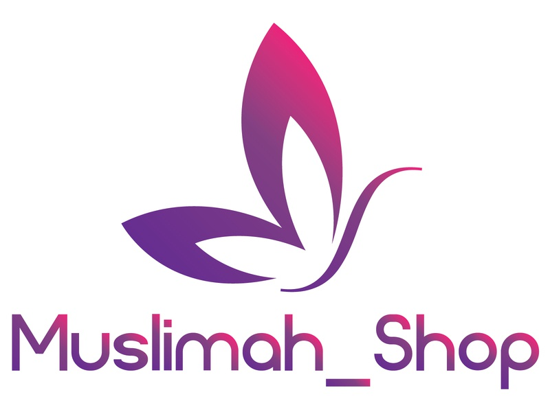 Muslimah Shop Logo #2D Design vector logo design illustration