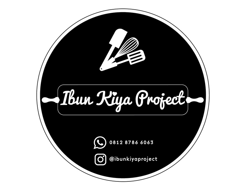Ibun Kiya Project Logo #2D Design vector logo illustration design