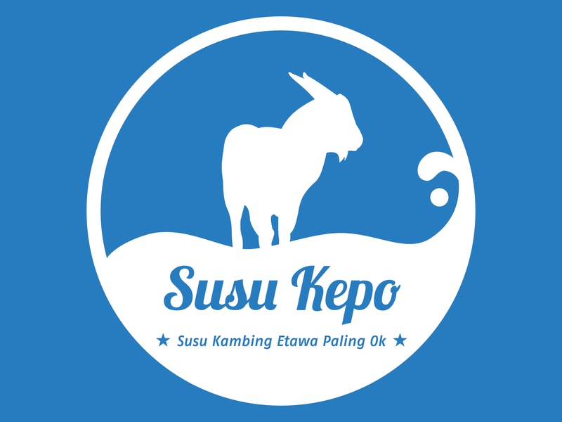 Susu Kepo Logo #2D Design design illustration vector logo