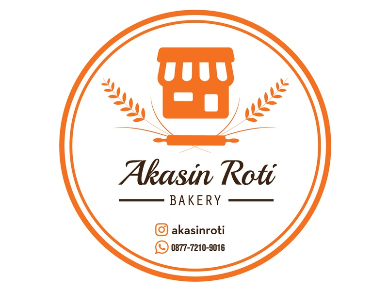 Akasin Roti Logo #2D Design illustration vector logo design