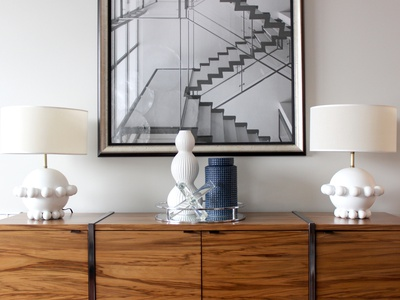 Showroom Photography textures cabinet wood vases stairs photography home decor interior design lamps