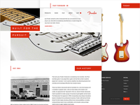 Fender Redesign