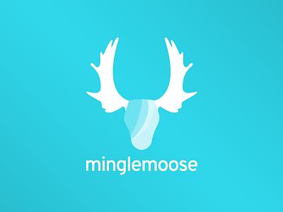Minglemoose Brand Identity energy swiss graphic design swiss design noir parliament modern graphic design health packaging design packaging design blue aesthetics