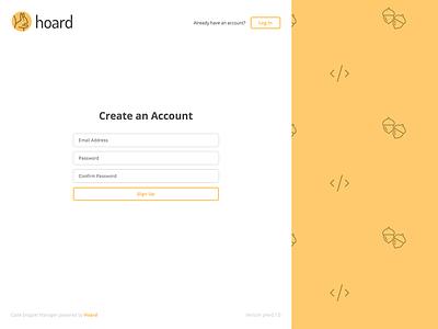 Login Screen design screen login