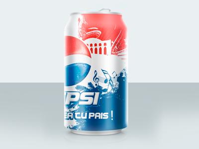 PEPSI LABEL DESIGN 2007 -  design package branding