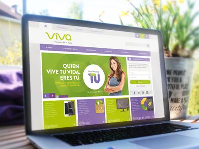 viva.com.do shot 1 webdesign ui ux