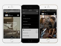 Building Mobile Experience for MasterCard® Black™