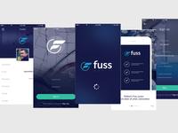 Demo concept Fuss App