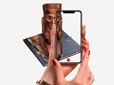 MIRA Augmented Reality App - Tainos app augmentedreality